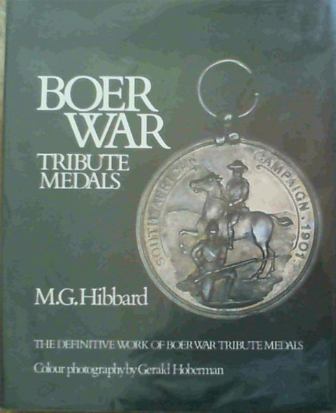 Image for Boer War tribute medals