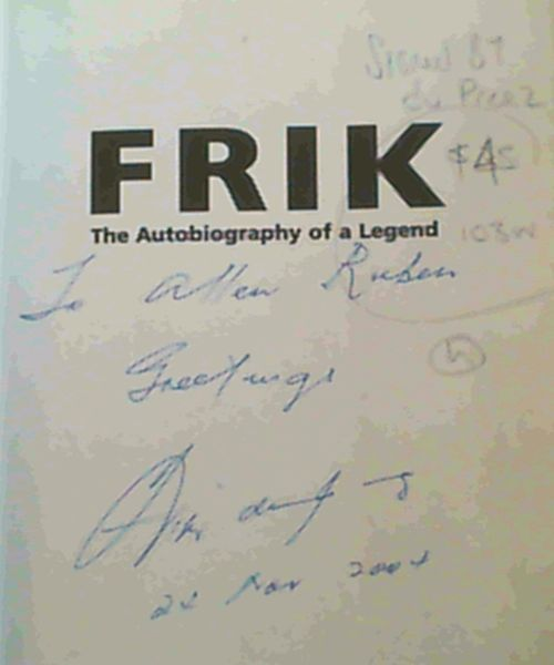 Image for Frik
