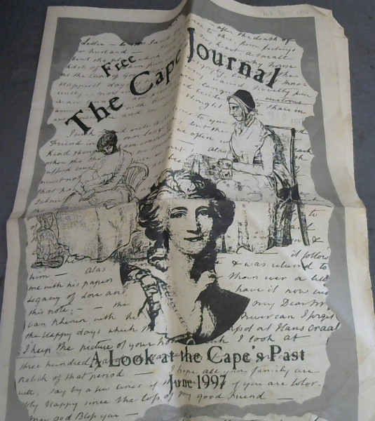 Image for The Cape Journal : A Look at the Cape's Past (June 1997)