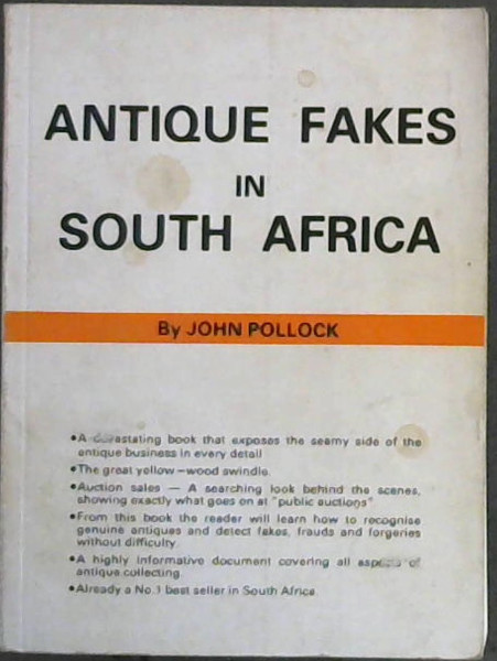 Image for Antique Fakes in South Africa