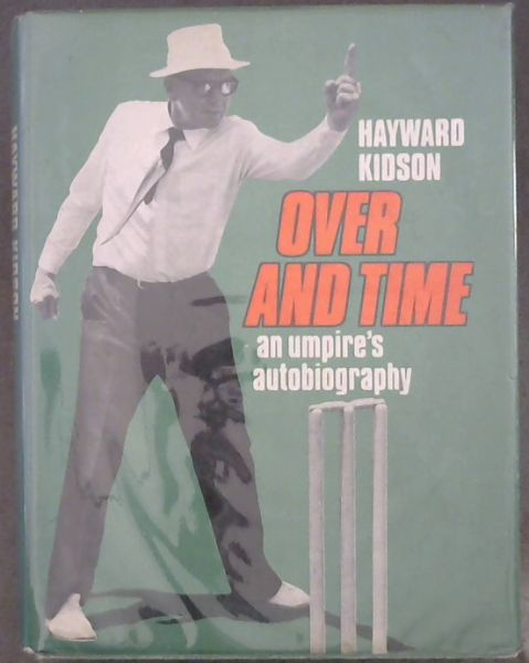 Image for Over and Time: An Umpire's Autobiography