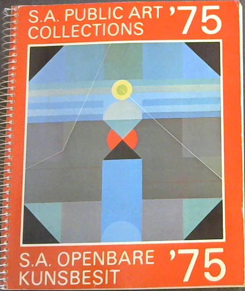 Image for S.A. Public Art Collection/ S.A. Openbare Kunsbesit ,1975 Diary Kalender