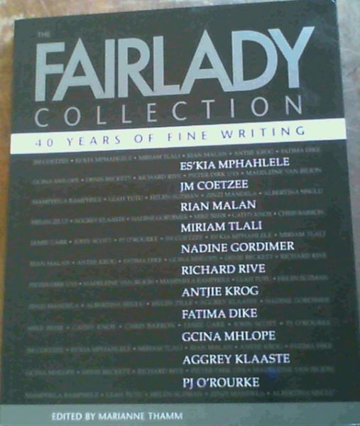 Image for Fairlady at Forty: Forty Years of Fine Writing