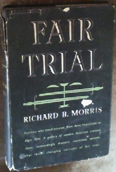 Image for Fair Trial