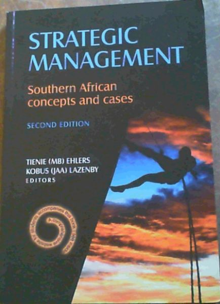 Image for Strategic Management: Southern African Concepts and Cases, 2nd ed.