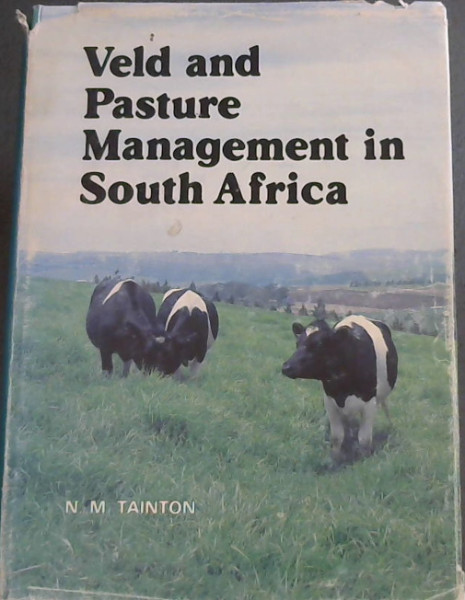 Image for Veld and Pasture Management in South Africa