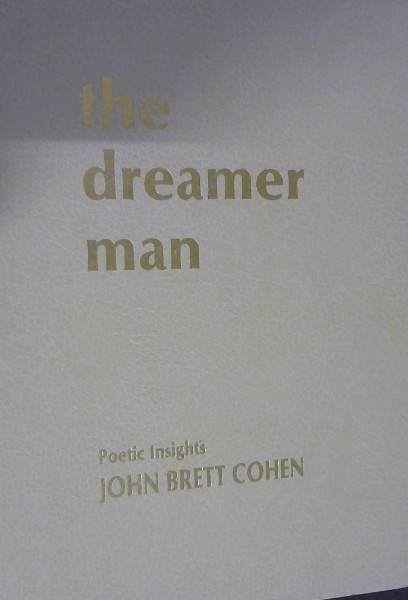 Image for The Dreamer Man: Poetic Insights