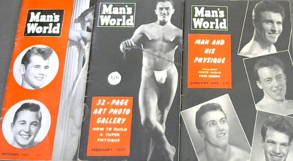 Image for Man's World - January 1957, February 1957, September 1957