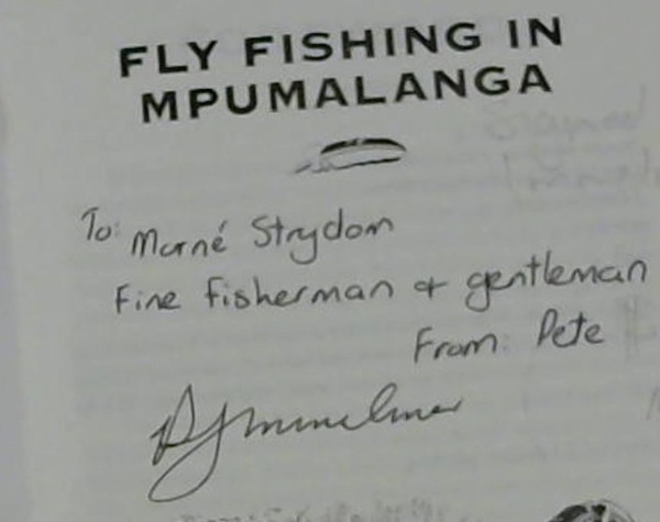 Image for Fly Fishing in Mpumalanga: A guide to fly fishing, destinations, accomodation and dining