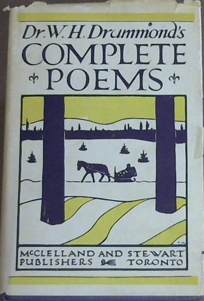 Image for Dr. W.H. Drummond's Complete Poems