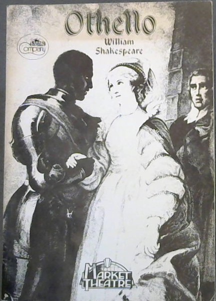 Image for Othello - Theatre Programme