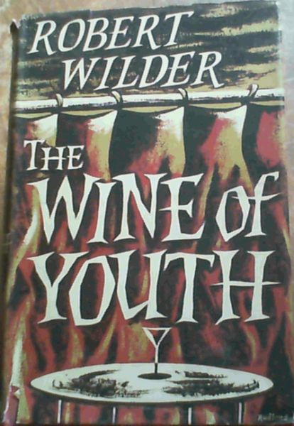 Image for The Wine of Youth