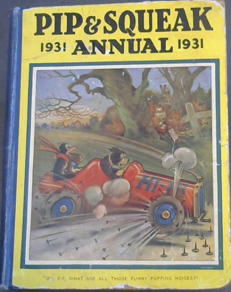 Image for Pip & Squeak 1931 Annual