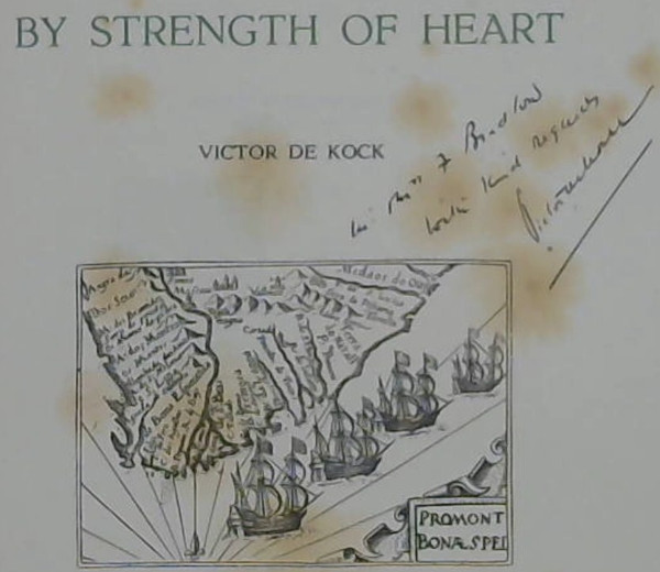 Image for By Strength of Heart
