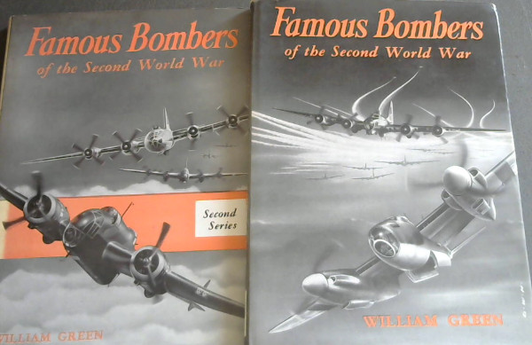 Image for Famous Bombers of the Second World War; First Series & Second Series (2Volumes)