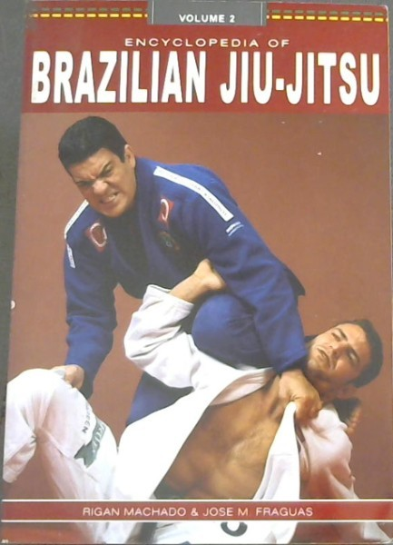 Image for Encyclopedia of Brazilian Jiu-Jitsu (Vol. 2 only)