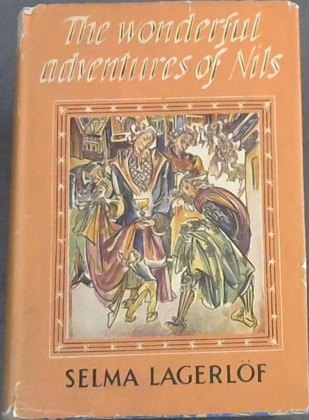 Image for THE WONDERFUL ADVENTURES OF NILS