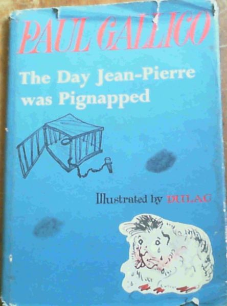 Image for The Day Jean-Pierre was Pignapped