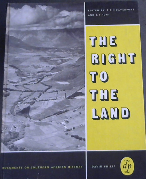 Image for The Right to the Land