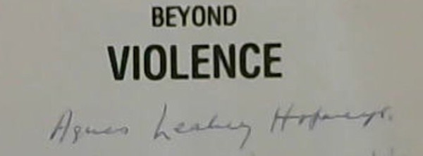 Image for Beyond Violence