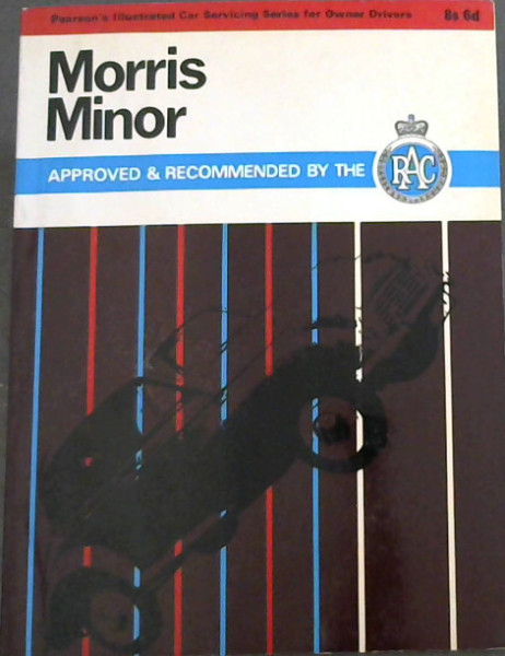 Image for Morris Minor - including minor 1000, SERIES II and SERIES MM