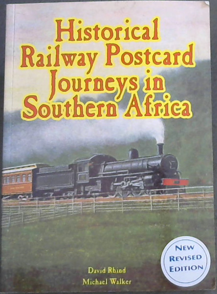 Image for Historical Railway Postcard Journeys in Southern Africa