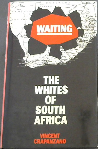 Image for Waiting: The Whites of South Africa