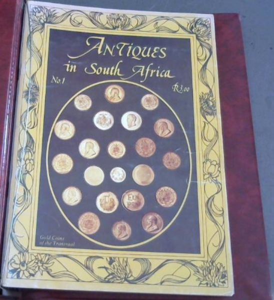 Image for Antiques in South Africa - 18 issues