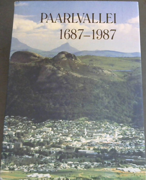 Image for Paarlvallei 1687-1987