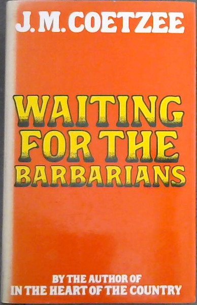 Image for Waiting for the Barbarians