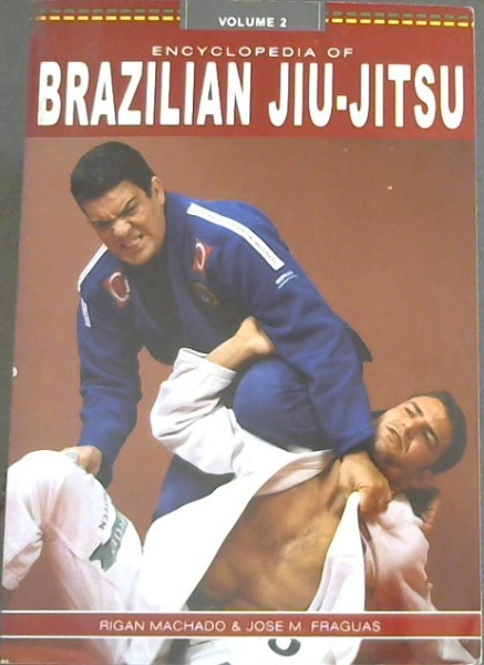 Image for Encyclopedia of Brazilian Jiu-Jitsu ( Vol. 2 only)