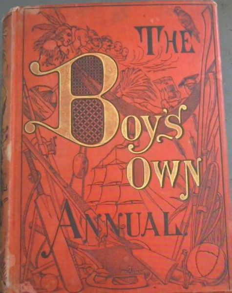 Image for The Boys Own Annual Volume 20. 1897/ 98