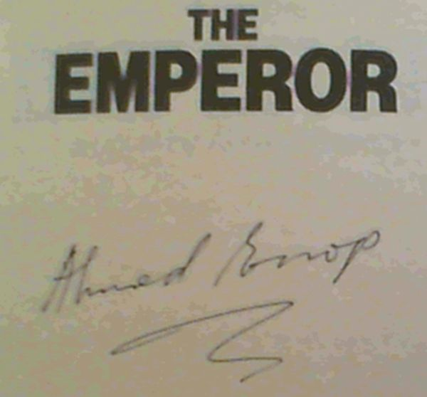 Image for The Emperor
