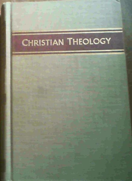 Image for Christian Theology Volume 3