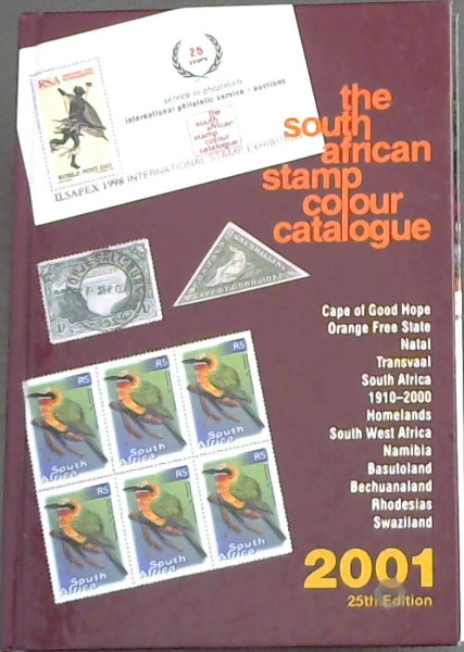 Image for The South African Stamp Colour Catalogue 2001