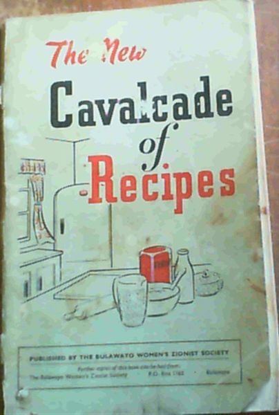 Image for The New Cavalcade of Recipes