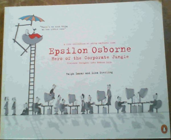 Image for Epsilon Osborne: Hero of the Corporate Jungle