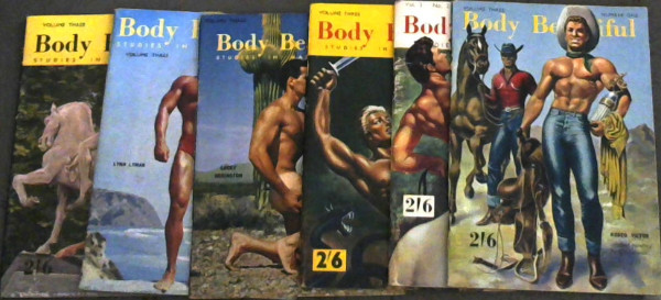 Image for Body Beautiful - Volume Three - Nos 1 - 6