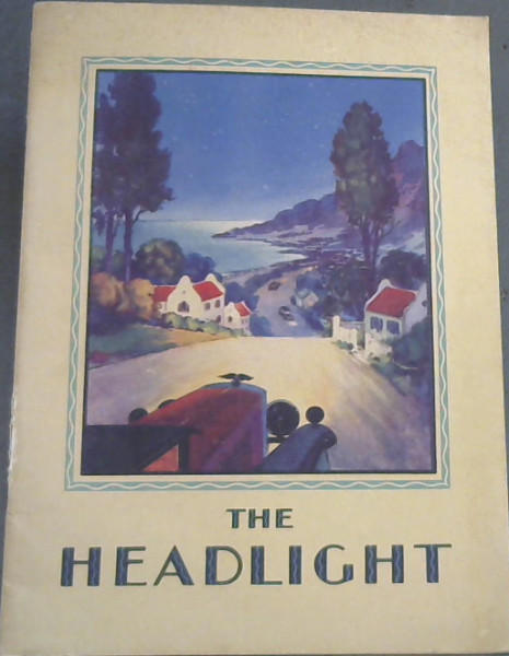 Image for The Headlight - Number 1 - Volume 1 - March 1929