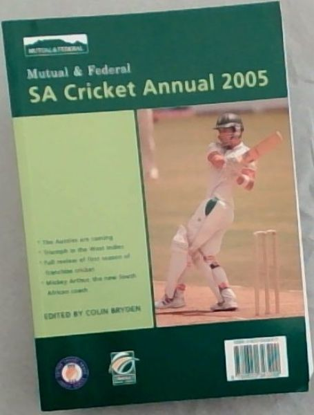 Image for Mutual & Federal South African Cricket Annual 2005 (Vol. 52)