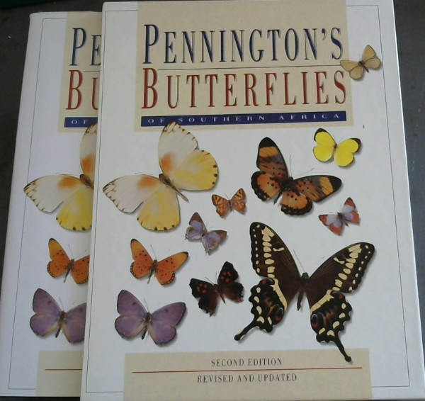 Image for Pennington's Butterflies of Southern Africa