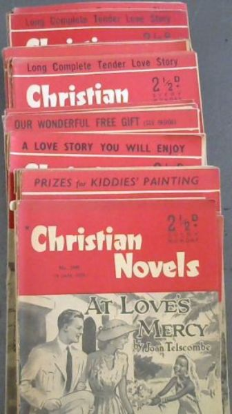 Image for Christian Novels: 33 issues from 1952