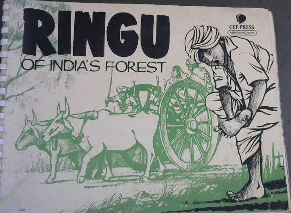 Image for Ringu of India's Forest : A Flash Card Story from Central Asia