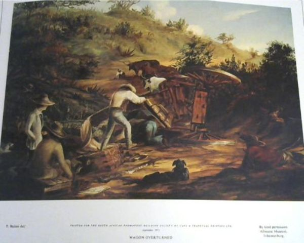 Image for 6 Scenes around Cape of Good Hope - Reproduction Prints