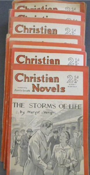 Image for Christian Novels (incorporating Family Herald) - 11 issues from 1951