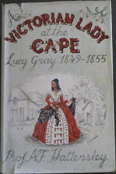 Image for A Victorian Lady at the Cape (1849-1851)