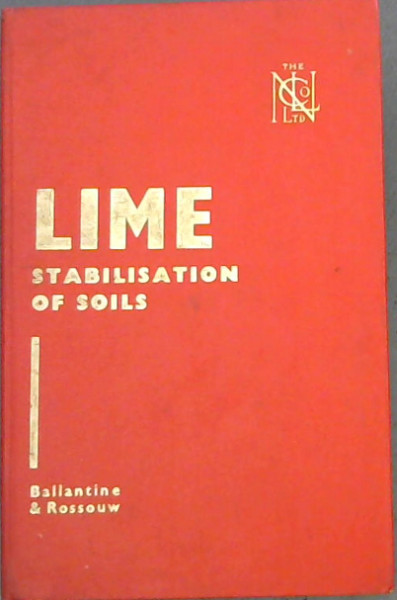 Image for Lime Stabilisation of Soils