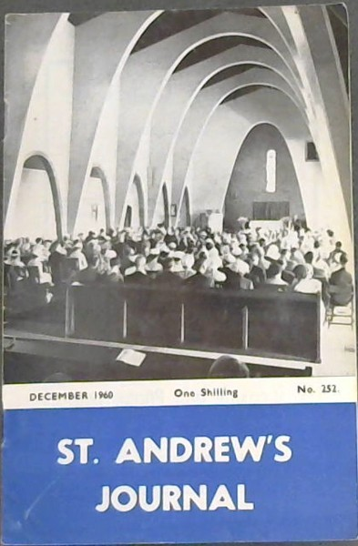 Image for St Andrew's Journal, December 1960