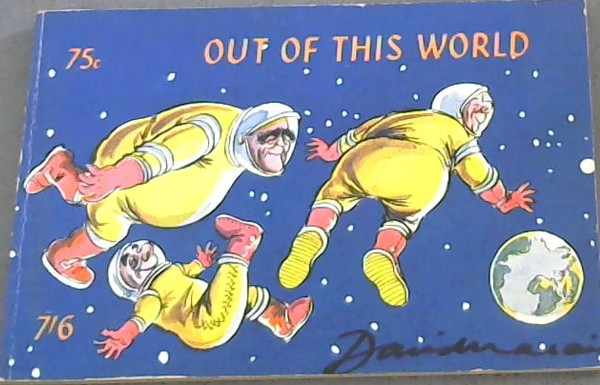 Image for Out of This World - A New Collection of Cartoons