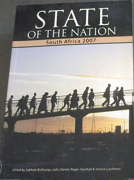 Image for State of the Nation: South Africa 2007